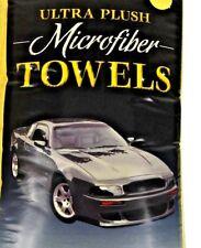 """8 PCs Large Plush Microfiber Towel,Car Bicycle Home Washing & Drying, 16"""" X 16"""""""