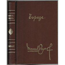 TOPAZE de Marcel PAGNOL illustré par Suzanne BALLIVET Éditions PASTORELLY 1970