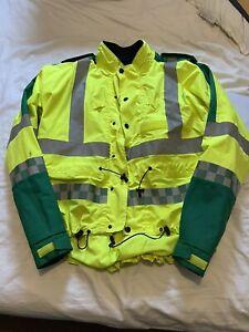 Medic Ambulance Cycle Jacket