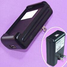 External Usb/Ac Extra Battery Charger for Net10 Samsung Galaxy J3 J300M Ship Usa