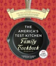 The America's Test Kitchen Family Cookbook, Heavy-Duty Revised Edition by Ameri