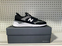 New Balance X90 Recon Black Castlerock Mens Athletic Lifestyle Shoes Size 8