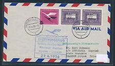 07515) LH FF Hamburg - Shannon Irland 27.4.56, LP-DS Dahmann