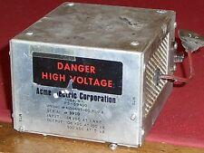 MILITARY SURPLUS 24V DC POWER SUPPLY HAM RADIO POWER FIELD PHONE RADIO PRC
