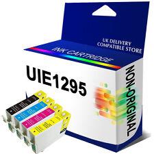 4 Ink Cartridge Replace for SX230 SX235W SX420W SX425W SX435W