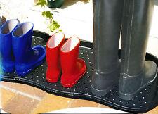 Stiefelablage Schuhablage Blumentopfuntersetzer Schuhe Untersetzer Camping Neu