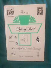 Life Of Fred Pre-Algebra 1With Biology Stanley F. Schmidt Homeschool Math