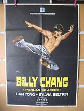 A897 BILLY CHANG (PIERNAS DE ACERO)