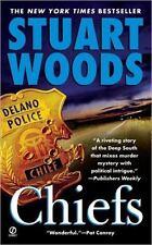 Will Lee Novel Ser.: Chiefs by Stuart Woods (2005, Mass Market)