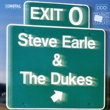 Steve Earle - Exit O [New CD]
