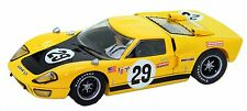 Scalextric C3211 Ford GT40, Sebring 1970, 1/32 scale slot car