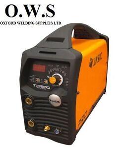 JASIC PRO 200 AC/DC MINI DIGITAL TIG WELDER