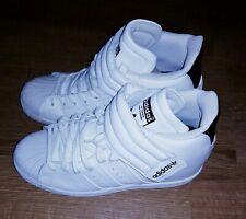 Vintage Adidas Superstar hi-top Boots