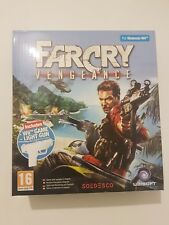 Far Cry VENGEANCE+PISTOLA Light GUN para Nintendo WII pal España nuevo y sellado