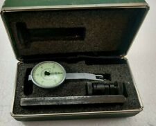 Federal Testmaster No T 1 Nm 001 Dial Indicator Withclam Shell Case I B M Tool