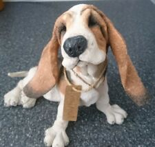 A Breed Apart large BERTY Basset Hound, no box but in good condition.