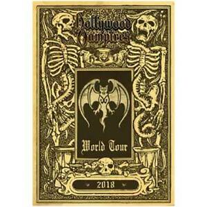 HOLLYWOOD VAMPIRES lithograph poster