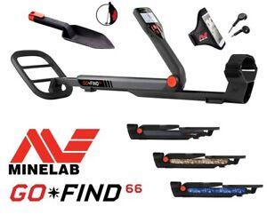 Minelab GO-FIND 66, Metallsonde Metallsuchgerät Metalldetektor