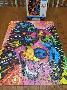 "MasterPieces Dean Russo 300 EZ-Grip Happy Boy 300 Piece Jigsaw Puzzle 18"" x 24"""