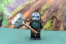 Lego Mini Figure Legends of Chima Gorzan with 2-Sided Head from Set 70008
