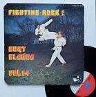 "Vinyle 33T Burt Blanca and the King Creole's ""Fighting-rock ! - vol.14"""