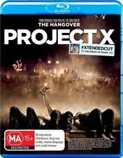 Project X (Blu-ray, 2012)