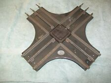 Lionel # 20  standard gauge X crossing track   made in NYC not tested