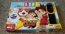 Hasbro The Game of Life Yo-Kai Watch Edition Complete