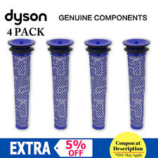 4 PK Genuine Dyson Pre Motor Filter for DYSON DC58 DC59 V6 965661-01 AU STOCK