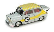 FIAT ABARTH 1000 SC.RADIO VERONICA ZANDVOORT TROPHY 1969   Brumm R421