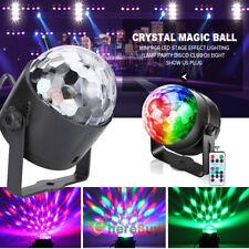 Rgb Led Magic Ball Stage Lighting Lamp Bulb Party Disco Club Dj Light Units Bulb