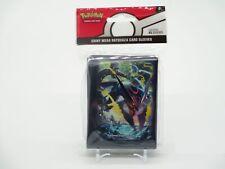 65x Pokemon Shiny Mega Rayquaza Card Sleeves Neu/OVP