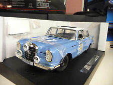 Mercedes Benz 300SE Rallye Argentinia Revell 1:18  SHIPPING FREE WORLWIDE