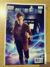 DOCTOR WHO 9 [COVER B] NM IDW PA7-116