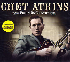 Chet Atkins - Pickin' On Country (NEW SEALED 2CD)
