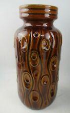 Retro Scheurich West German Koralle Vase