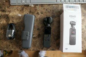 DJI Osmo Pocket Model: OT110 Handheld Camera ***READ DESCRIPTION***