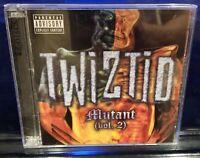 Twiztid - Mutant CD & DVD insane clown posse esham  psychopathic records rydas