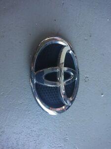 Toyota Yaris Front Bar Badge 2006 To 2012