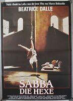 L28 - SABBA DIE HEXE - Original Kinoplakat