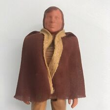 MATTEL Vintage Battlestar Galactica STARBUCK Figure with Original Cloak 1978 Toy