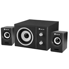 Altavoces NGS Sugar 20W Negrongs