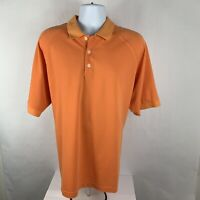 Adidas Men's Polo Golf Shirt XL ClimaLite Casual Business Short Sleeve Camping