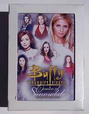 BUFFY THE VAMPIRE SLAYER WOMEN OF SUNNYDALE FULL TRADING CARD SET 90 CARDS. 2004