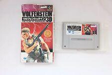 Wolfenstein 3D - Super Famicom (SNES) - Japan Import