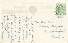 Mrs J Owen.  Fancy Bazaar, Saundersfoot 1910 - Nancy. Daughter.  RL.225
