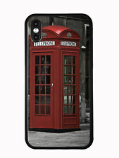 British Telephone Booth For iPhone XS (2018) / iPhone X (2017) Case