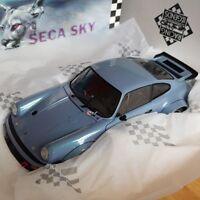 Exoto 1/18 Porsche 934 RSR Standox Laguna Seca Sky rare, 2nd choice/ 2te Wahl