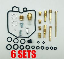 For Honda CBX CBX 1000 Pro Link Carburetor Repair Rebuild Kit 6 Sets