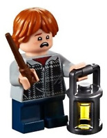 LEGO Harry Potter figure from set 75950 NEW  UNASSEMBLED with Candle
